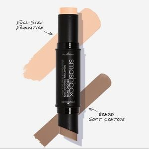 Smashbox studio skin shaping Foundation